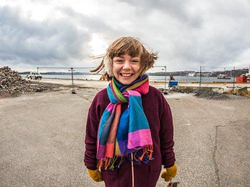 Free stock photo of girl, marte, purple