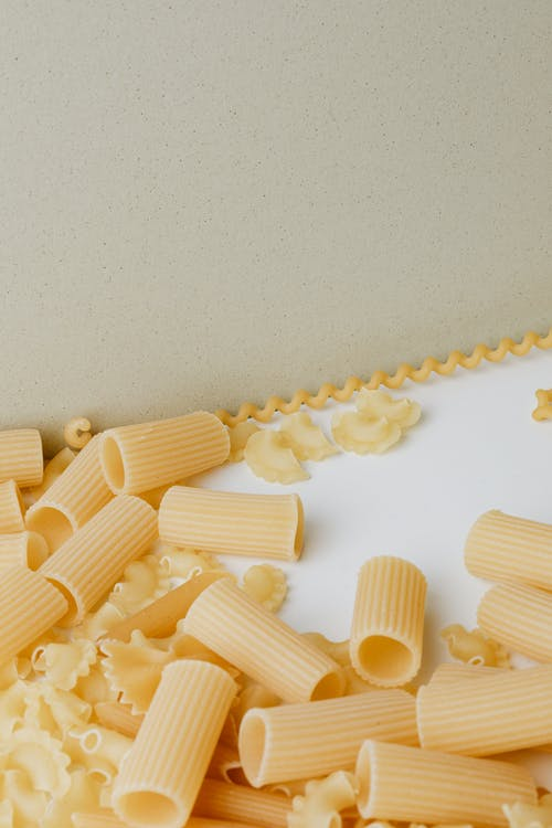 Photo Of Uncooked Pasta
