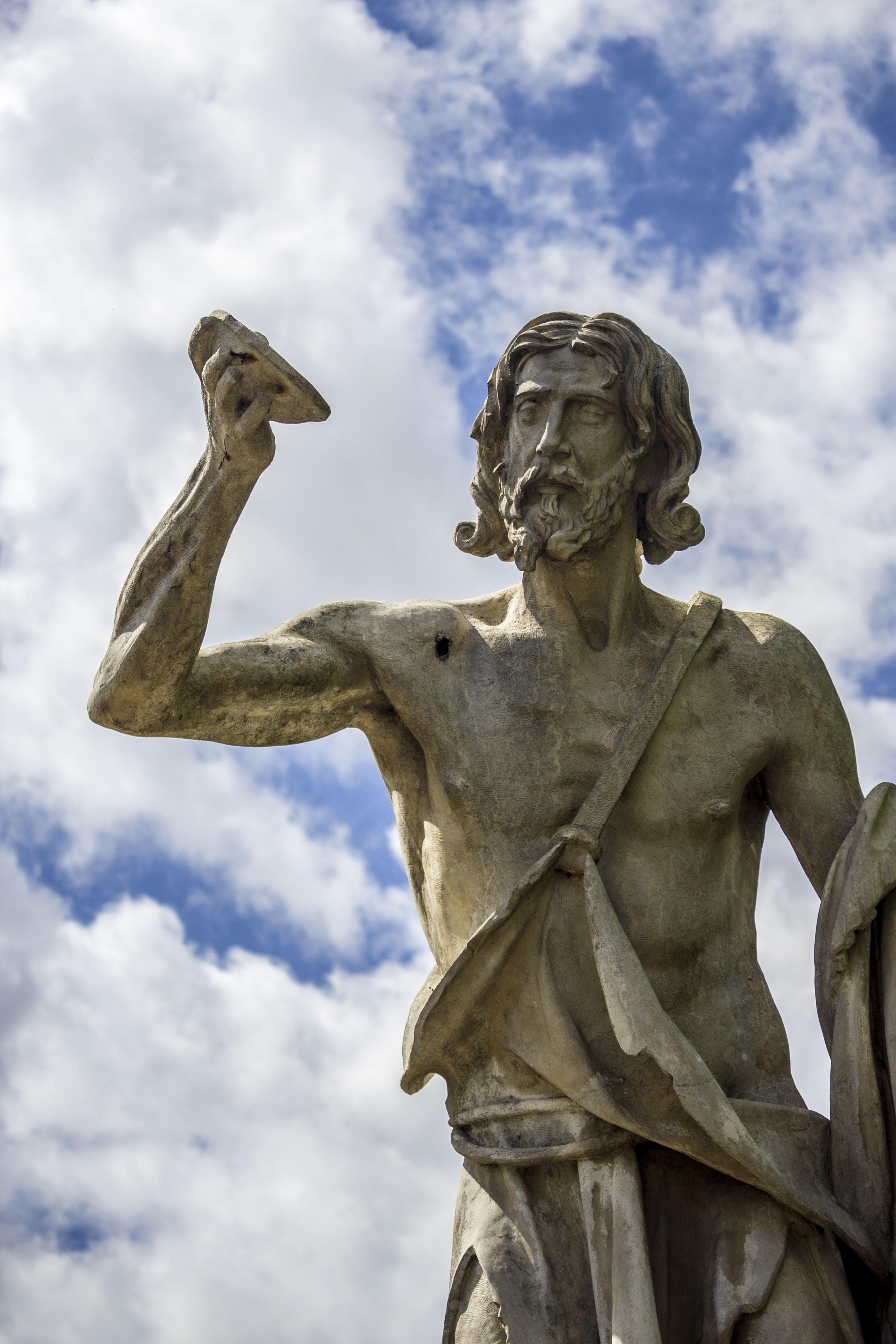 Kostenloses Stock Foto zu cielo, cielo blu, italia, monumenti