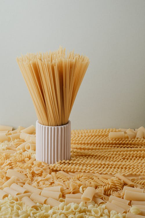 Photo Of Different Kinds Of Pasta