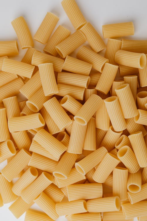 Close-Up Photo Of Rigatoni