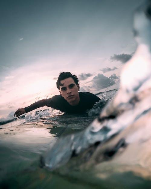 Δωρεάν στοκ φωτογραφιών με Surf, Αθλητισμός, αναψυχή, άνδρας