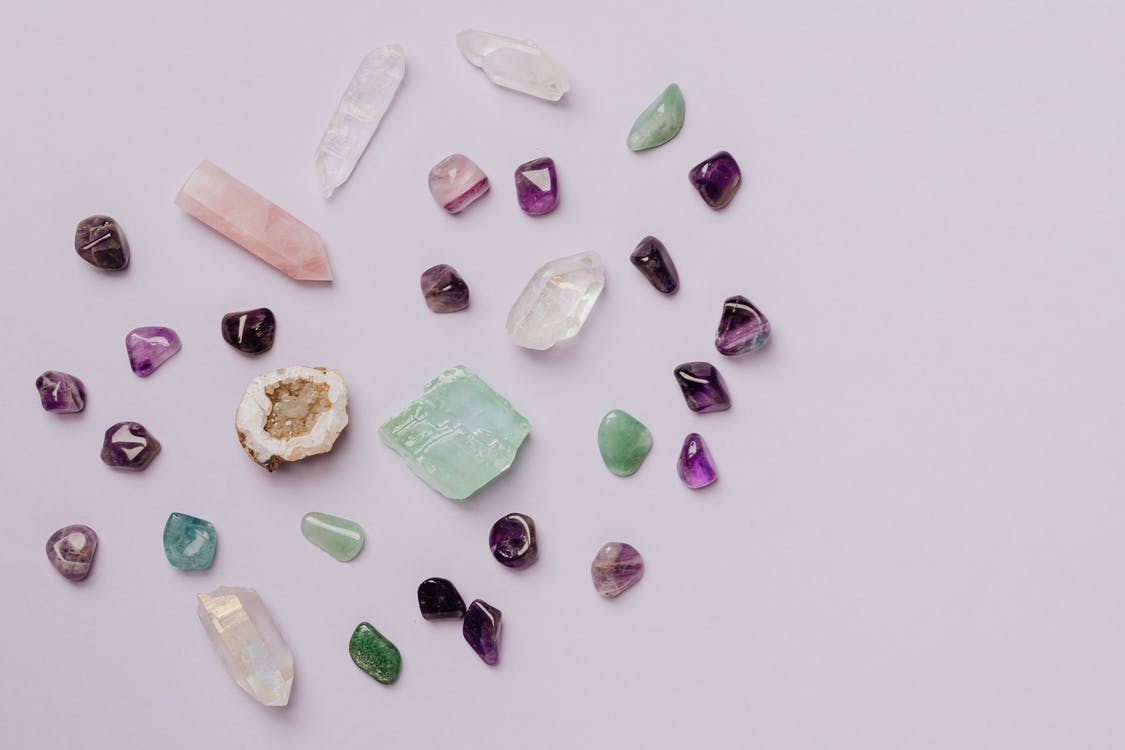 Photo Of Assorted Crsytals