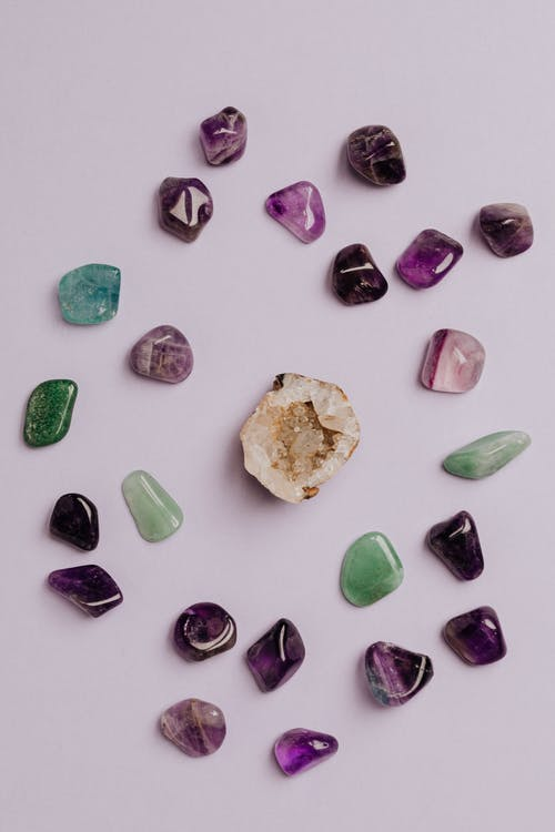 Photo Of Assorted Crystals