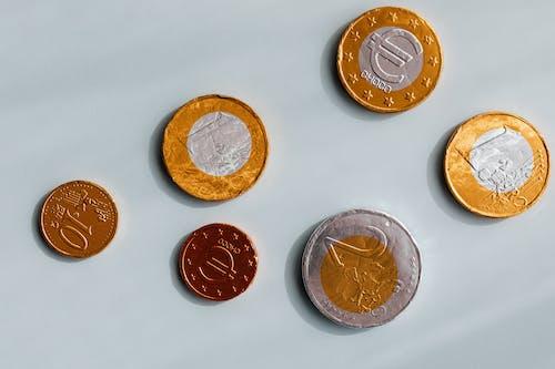 Základová fotografie zdarma na téma bankovka, bohatství, burza, čokoláda