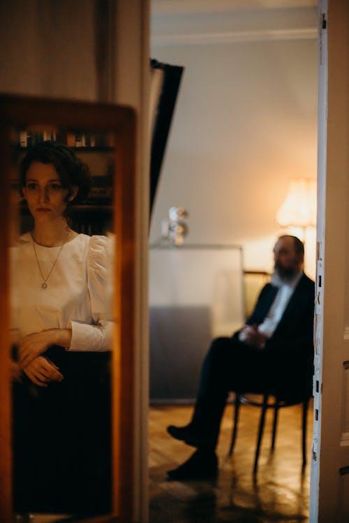 Jewish Man and Woman