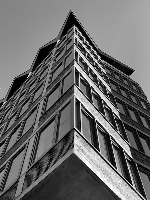 商業, 城市, 市中心, 建築 的 免费素材照片