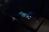 smartphone, dark, internet