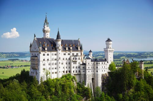 Gratis lagerfoto af arkitektur, Bayern, borg, bygning