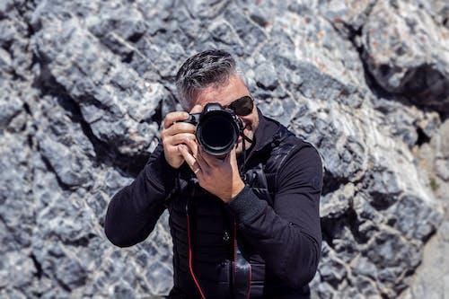 Kostenloses Stock Foto zu abenteuer, canon, draußen, fels