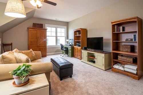 Foto d'estoc gratuïta de apartament, arquitectura, casa, catifa