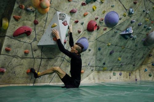 Immagine gratuita di abilità, amputato, arrampicata, attivo