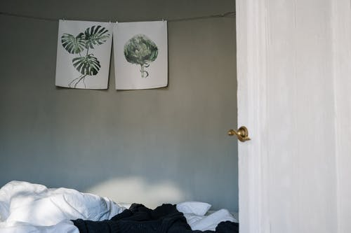Free stock photo of at home, beautiful home, bed, bed linen
