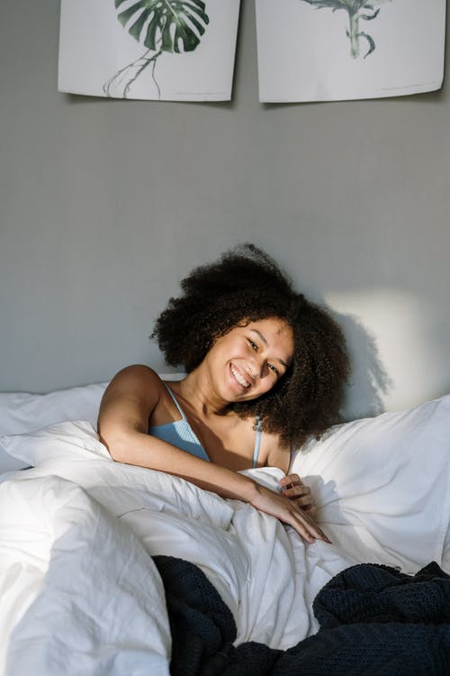 Free stock photo of afro, afro hair, at home, beautiful