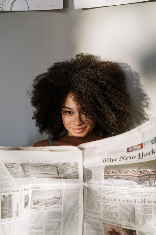 Free stock photo of afro, afro hair, appartment