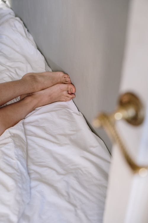 Free stock photo of appartment, at home, bare feet