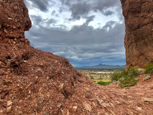 Free stock photo of arizona, desert, mountains, nature