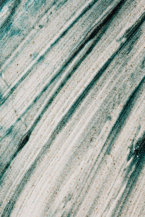 Abstract background with wide light grey and blue smears