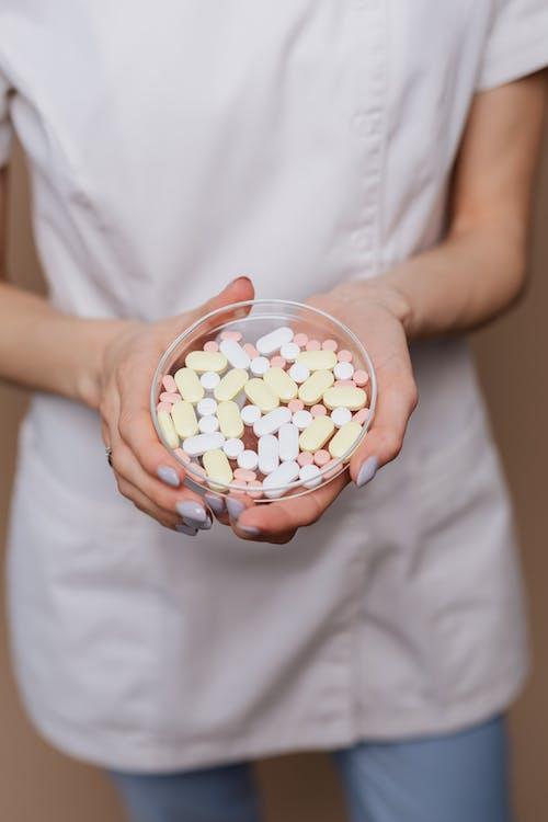 Medicines in Petri Dish