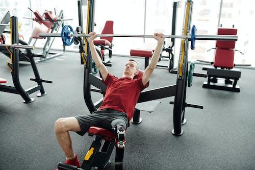 Безкоштовне стокове фото на тему «активний, ампутованих, важка атлетика, важкий»