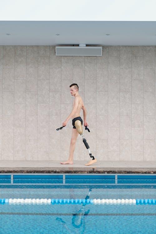 人, 假腿, 假體, 健身 的 免費圖庫相片