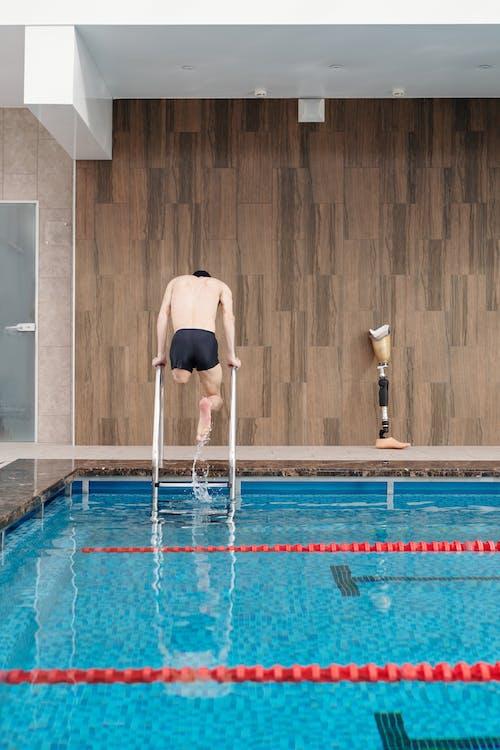 Základová fotografie zdarma na téma amputace, cvičení, fitness