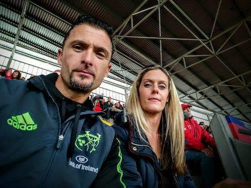 Free stock photo of couple, Munster Match