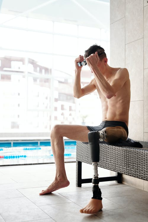 Photo Of Man Holding Goggles