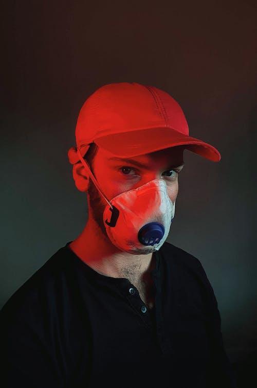 covid-19, 人, 危險, 呼吸器 的 免费素材照片