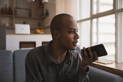 Photo Of Man Talking On The Phone