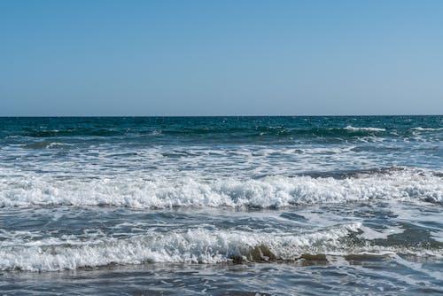 Ảnh lưu trữ miễn phí về bầu trời, bầu trời quang đãng, bên bờ biển, biển