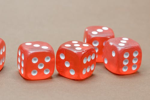 Four Red Dice