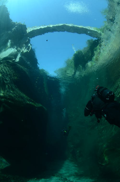 Photo Of Underwater