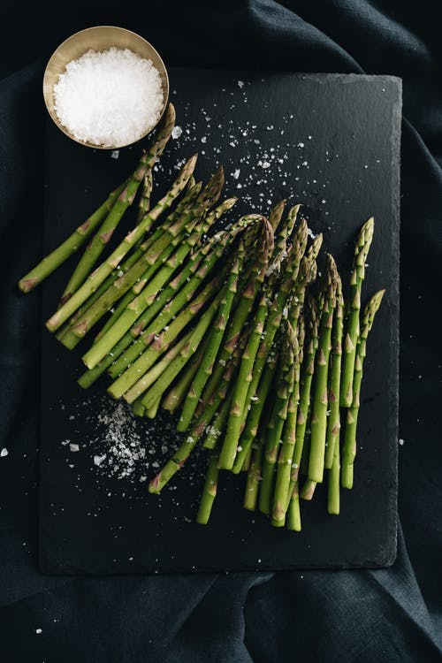 Top View Photo Of Asparagus