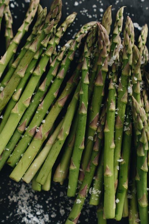 A Bunch Of Fresh Asparagus