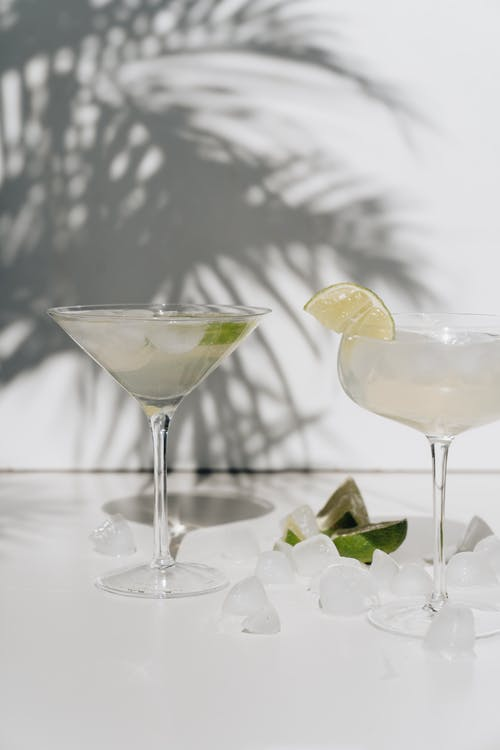 Photo Of Two Glasses