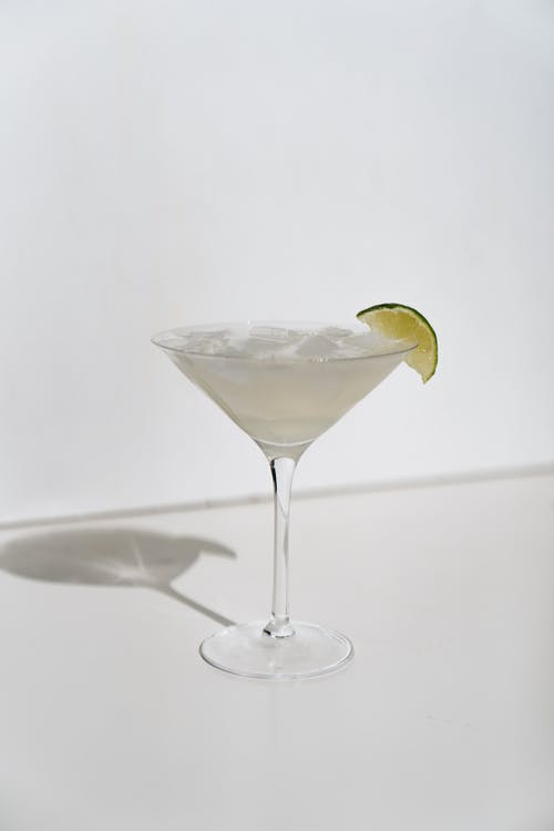 Photo Of Cocktail With Lime