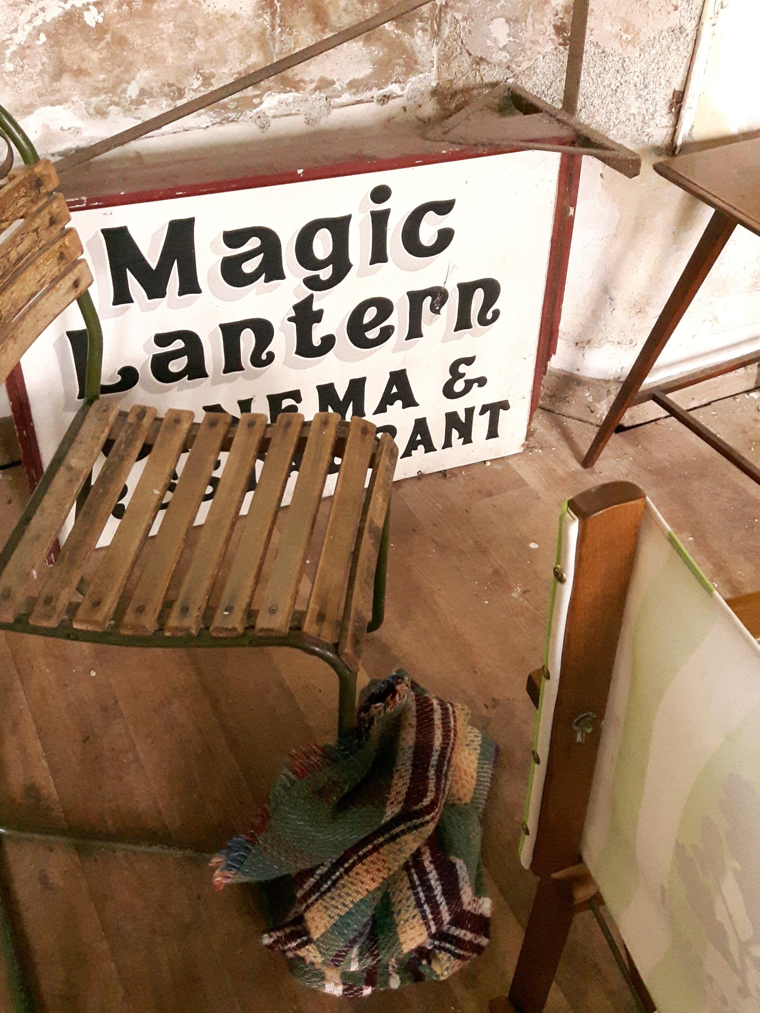 Free stock photo of derelict, derelict room, magic lantern, old house