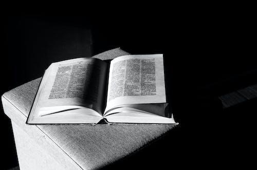Gratis stockfoto met bijbel, boek, boekenreeks