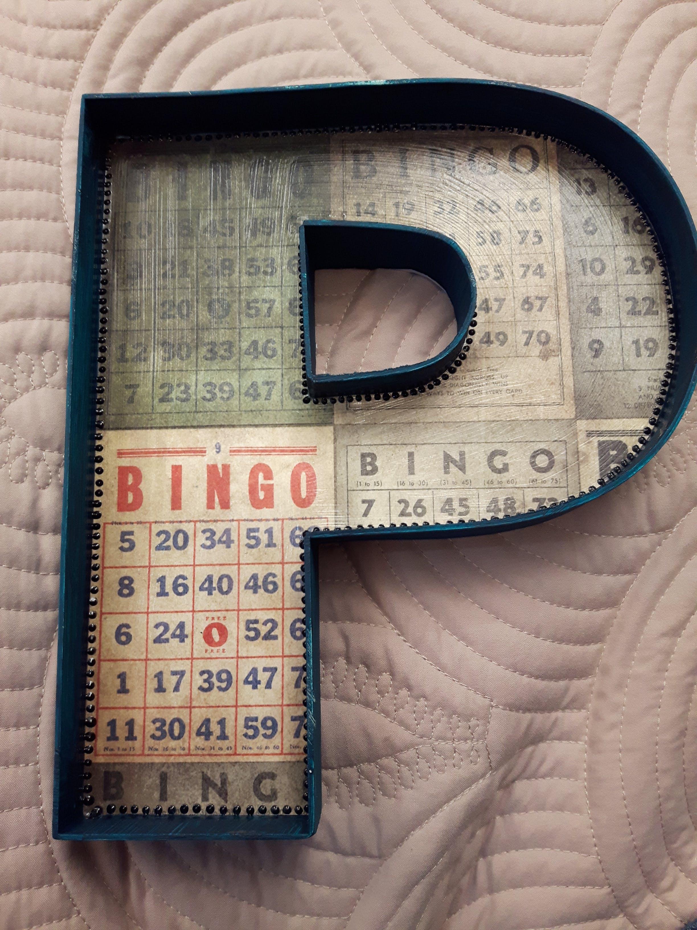 Free stock photo of bingo, letter P, letters, p