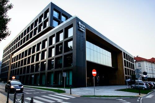 Foto profissional grátis de prédio arquitetônico