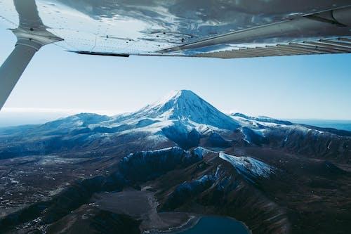 Foto profissional grátis de aeronave, aeronaves, água