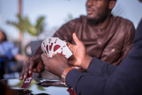 Free stock photo of card game, game
