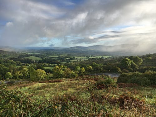 Free stock photo of green, ireland, landscape