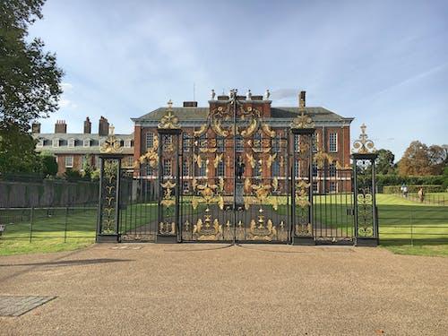 Free stock photo of garden, gate, london, palace