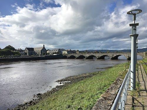 Free stock photo of bridge, city, ireland