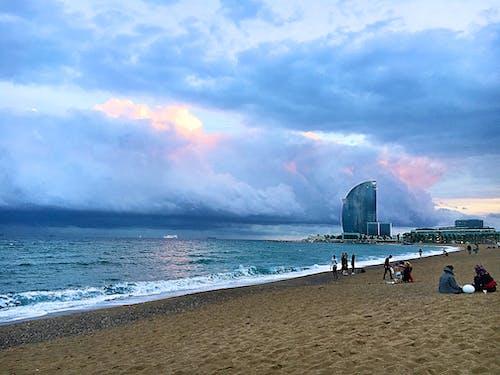 Free stock photo of barcelona, beach, mediterranean, spain