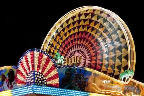 Gratis stockfoto met attractiepark, bleek, carnaval, cirkels