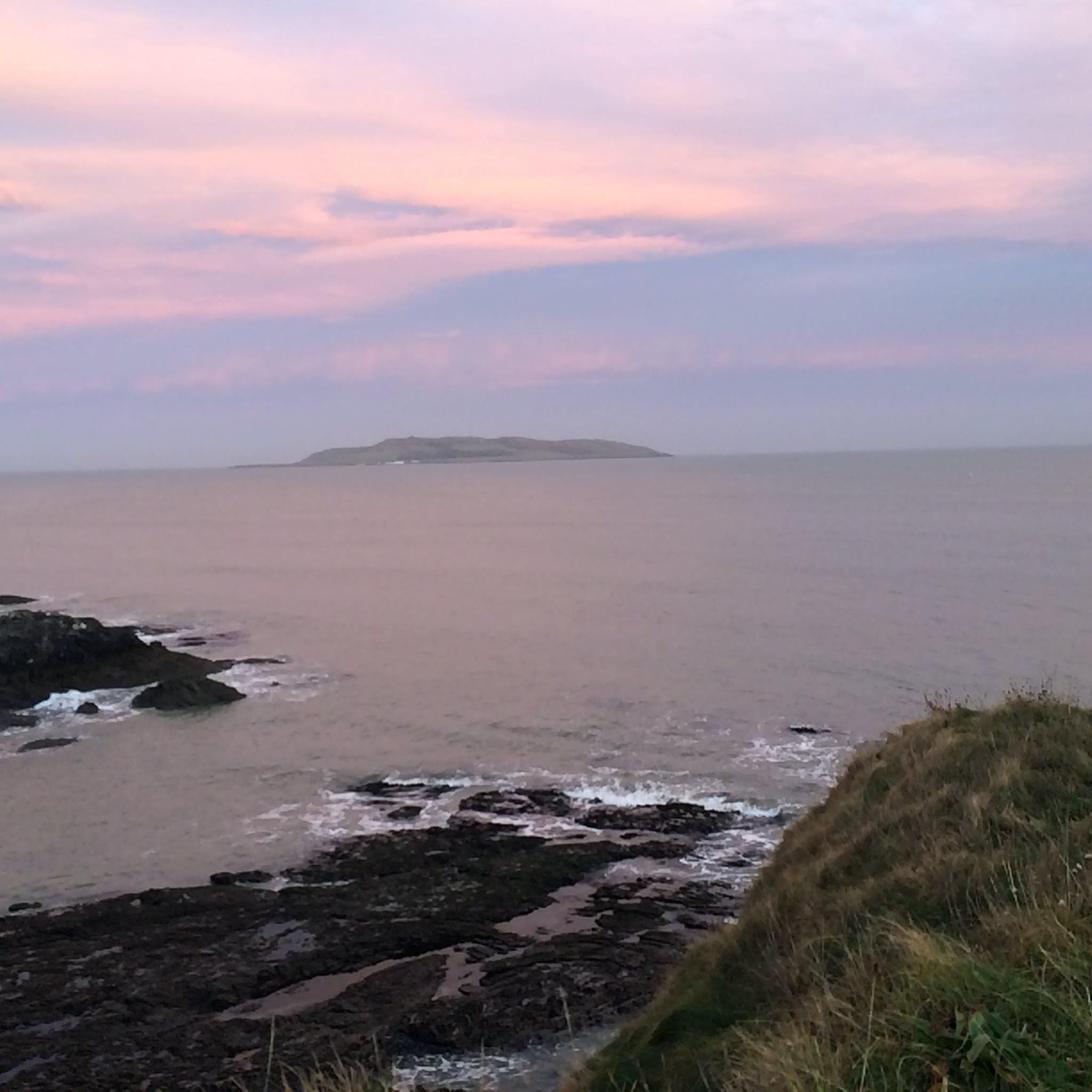 Free stock photo of sunset, beach, island, dublin