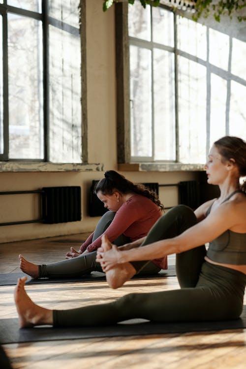 休閒, 伸展, 位置, 健康 的 免費圖庫相片